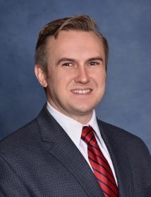 Blake Pennington, Coordinator, Business Development & Corporate Relations